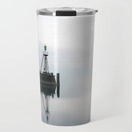 Rorschach Harbor III Travel Mug