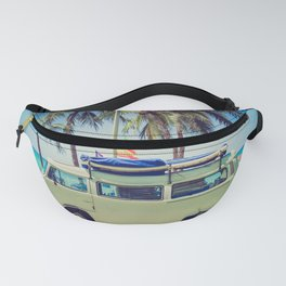 Summer Vacation Road Trip (Beach) Fanny Pack