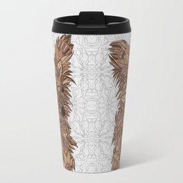 Cute Yorkie Travel Mug