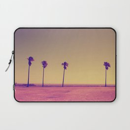 Four Palms In Paradise Laptop Sleeve