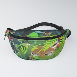 Hidden In The foliage Fanny Pack