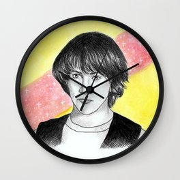 Ted Theodore Logan Wall Clock