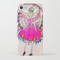 fairy tale iPhone & iPod Cases featuring Fairy tale by Daizy Boo