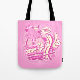 MEET BARRY BACON! Tote Bag