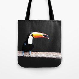 toucano black Tote Bag