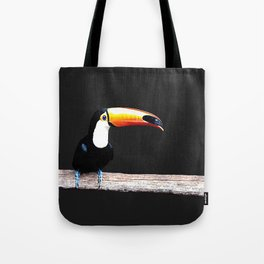 toucano black Tote Bag