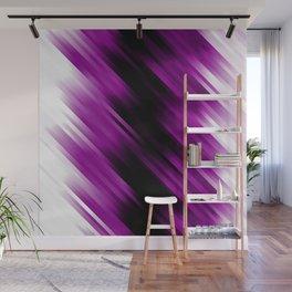 stripes wave pattern 7v1 dei Wall Mural