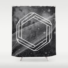 IMPOSSIBLE II Shower Curtain