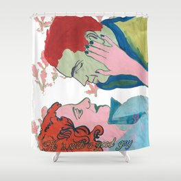 Make Love great again, try Shower Curtain