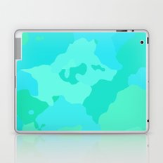 Shades of The Sea Laptop & iPad Skin