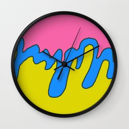Cute Ice cream Wall Clock