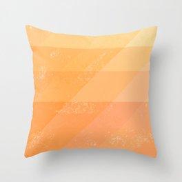 Sun Dragon Scales Throw Pillow