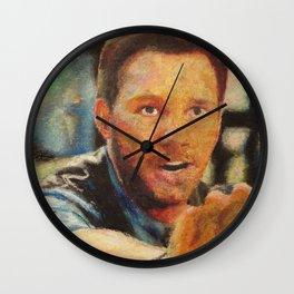 Jurassic World: Chris Pratt Wall Clock