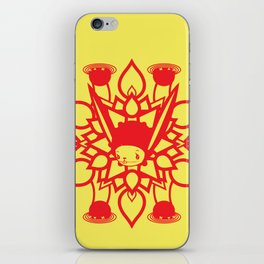 LOTUS HOLIC iPhone Skin