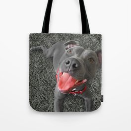 PACO (shelter pup) Tote Bag