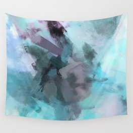 Misted Moments Wall Tapestry