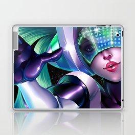 Dj Sona Kinetic Laptop & iPad Skin