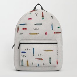 Write On Backpack