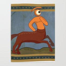 cetaur eye Poster