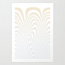 Pulling Art Print