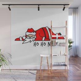 Ho Ho Nope Santa Claus Wall Mural