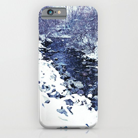 Let it Snow iPhone & iPod Case
