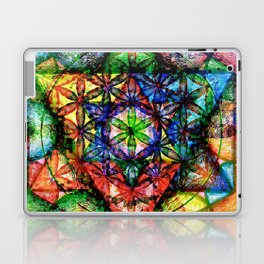 Soul Essence - The Sacred Geometry Collection Laptop & iPad Skin