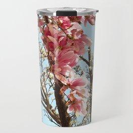 Magnolia Tree-01 Travel Mug