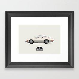 1966 Vintage 912 Framed Art Print