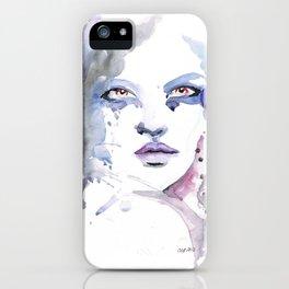 Elina 1 iPhone Case