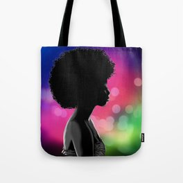 Rainbow flavored Afrodisiac Tote Bag