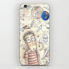 SCIENCE WORLD iPhone & iPod Skin