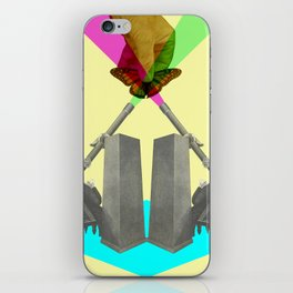 For the love of rationality iPhone Skin
