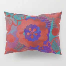 Add a Little Color Pillow Sham