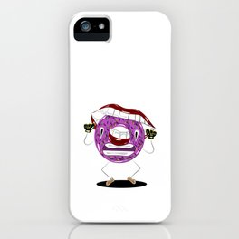 Dona llorona iPhone Case