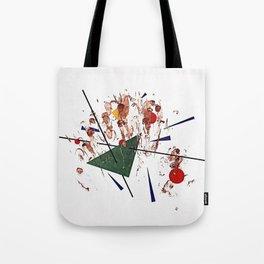El Ataque (III) Tote Bag