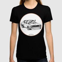 Crazy Car Art 0033 T-shirt