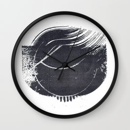 Ground Wall Clock