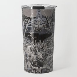 People of the Pit Travel Mug