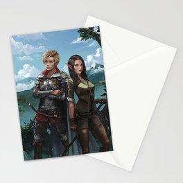 Royal Magic KM Shea Cover Illustration Stationery Cards