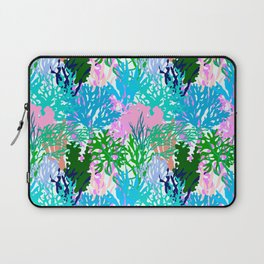 Coral Collection in Light Multi + White Laptop Sleeve
