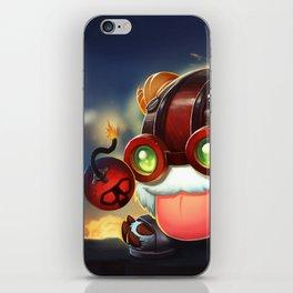 Ziggs Poro League Of Legends iPhone Skin