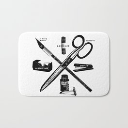 The Tools Bath Mat