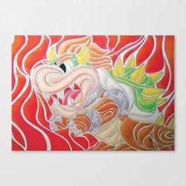 AcidBowser Canvas Print