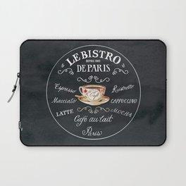 Cafe De Paris Laptop Sleeve