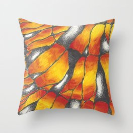 Lord of Light Throw Pillow