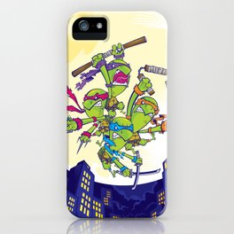 COWABUNGA! iPhone Case