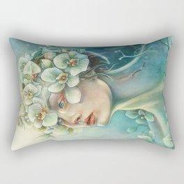 Displacement Rectangular Pillow