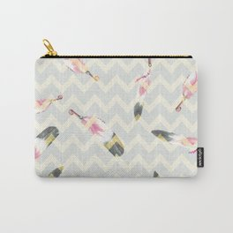 Feather danse Carry-All Pouch
