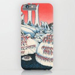 retro Plakat albert king canned heat dan hicks iPhone Case